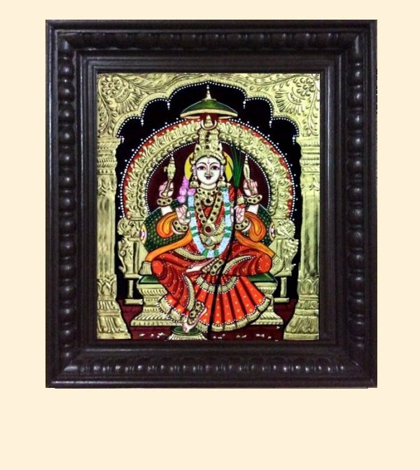 Lalithambika 1g - 16x14in with frame